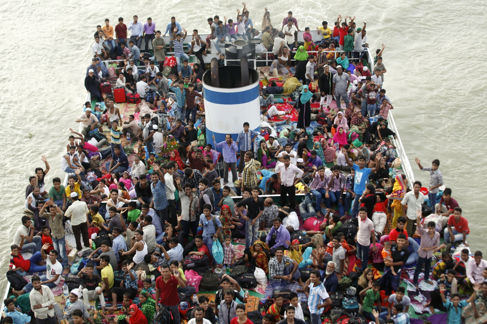 Bangladesh boat capsize tragedy