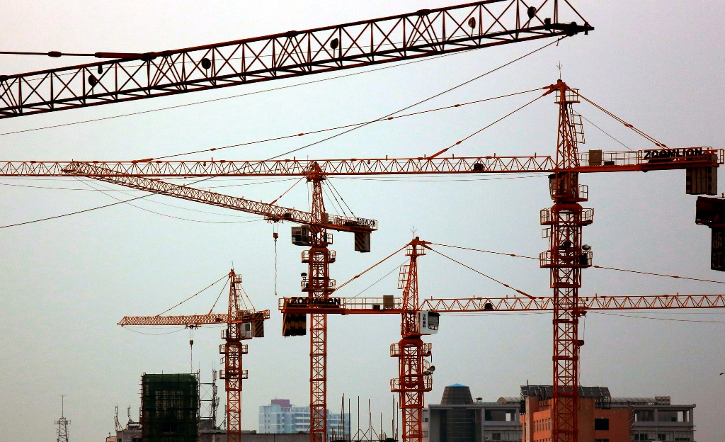 Construction Cranes China