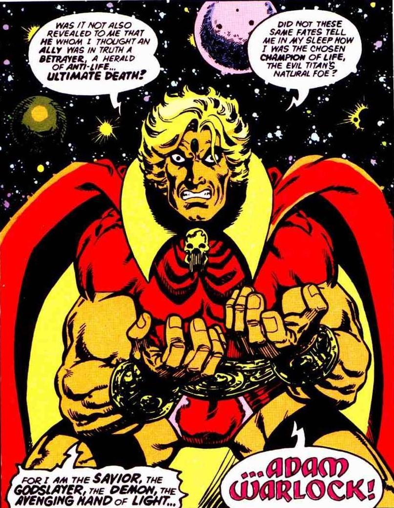 Guardians of the galaxy james gunn confirms that is adam warlock s