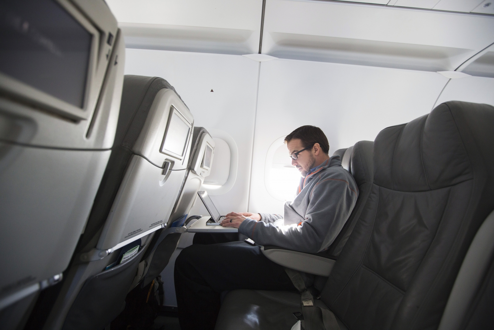Plane Wi-Fi Vulnerable to be Hacked