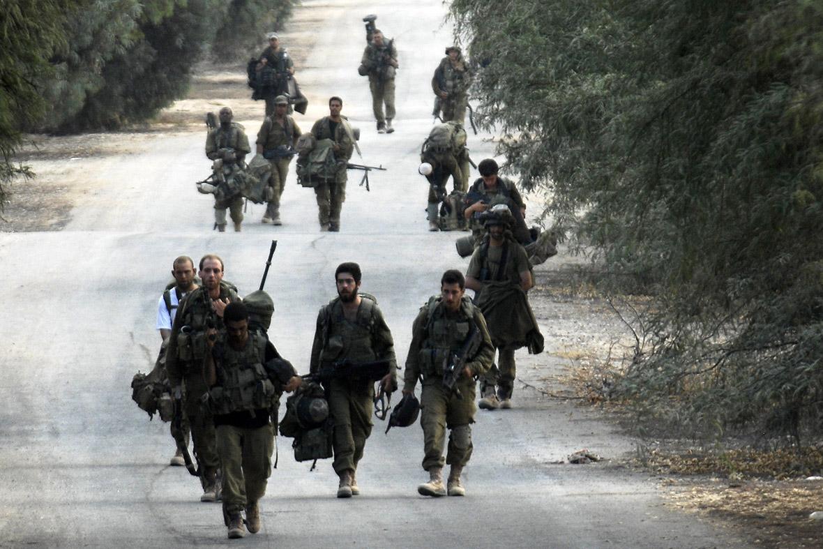 israelis return