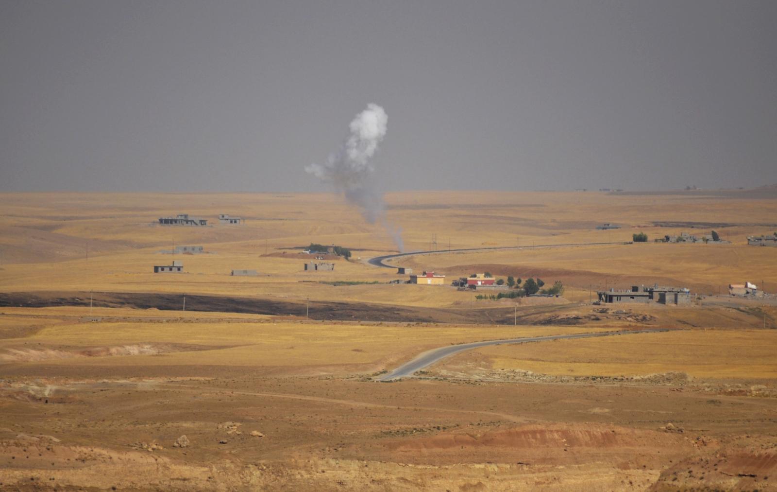Iraq and US airstrikes