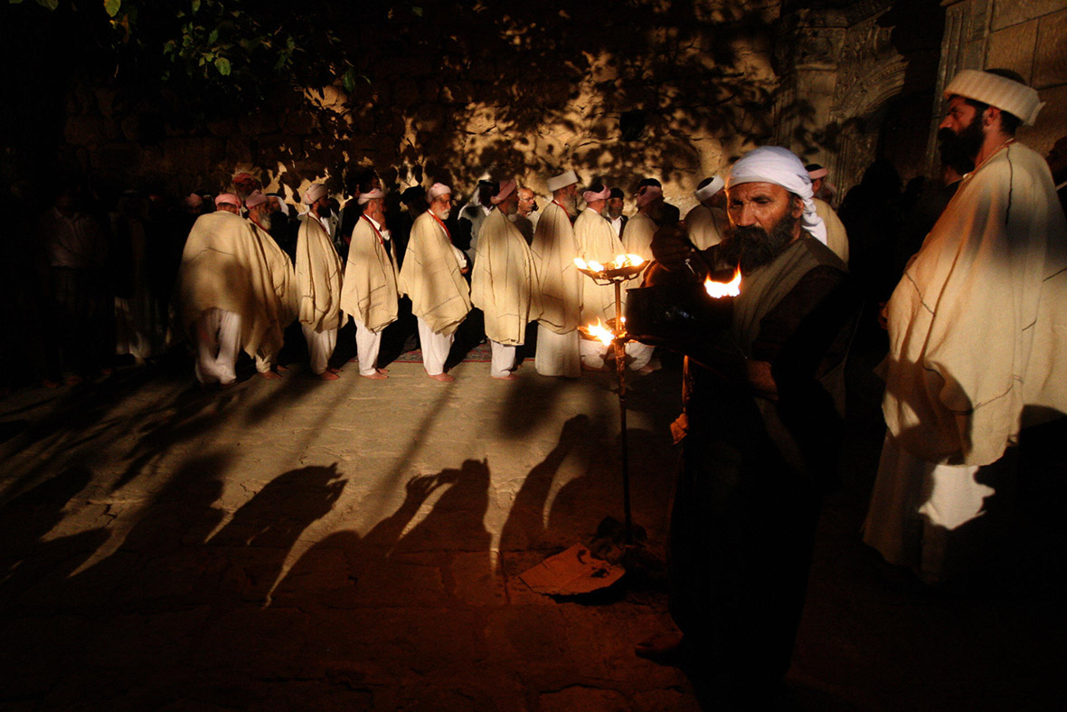 Who are the Yazidis?