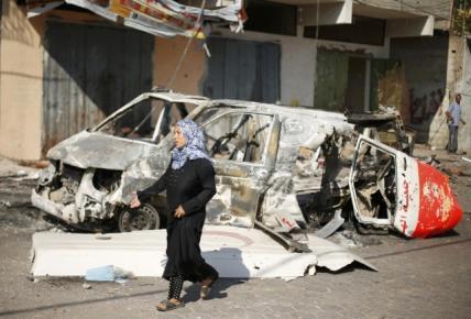 The Gaza Strip Crisis