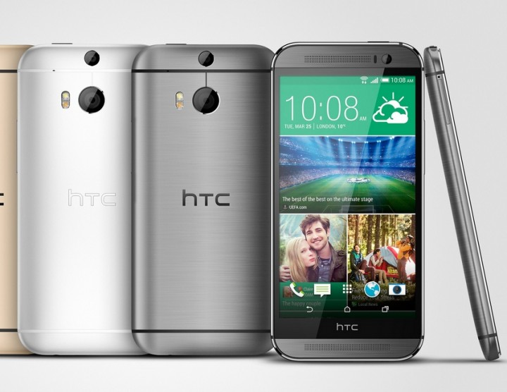 HTC One M8 Windows Phone Tech-Spec