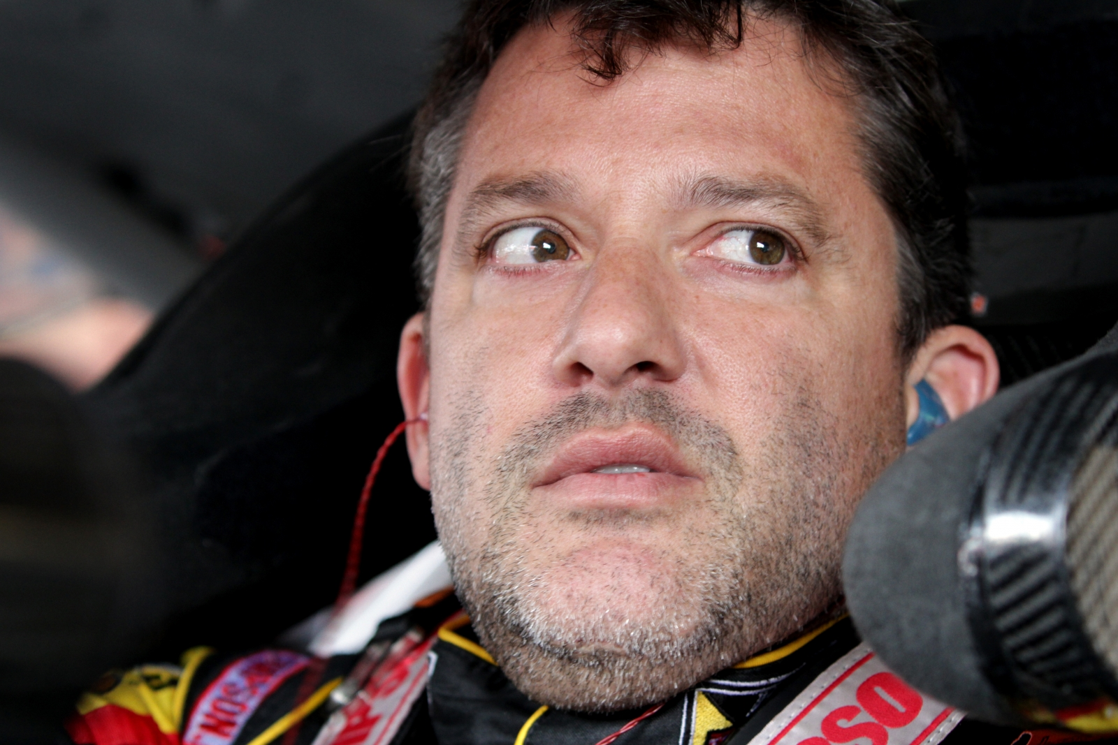 "Wendi Ward branded Tony Stewart ""a dick"" for crash was killed her nephew Kevin Ward Jr"