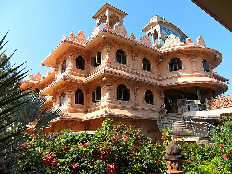 Hare Krishna temple, India