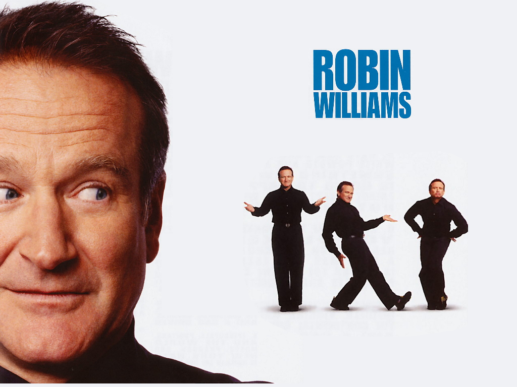 Robin Williams Death By Suicide - Motivational Speaker Travis Lloyd ...
