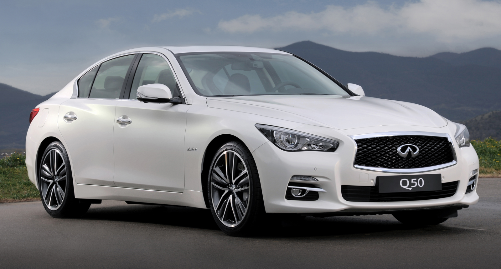 Infiniti Q50 Most Hackable Car in the World