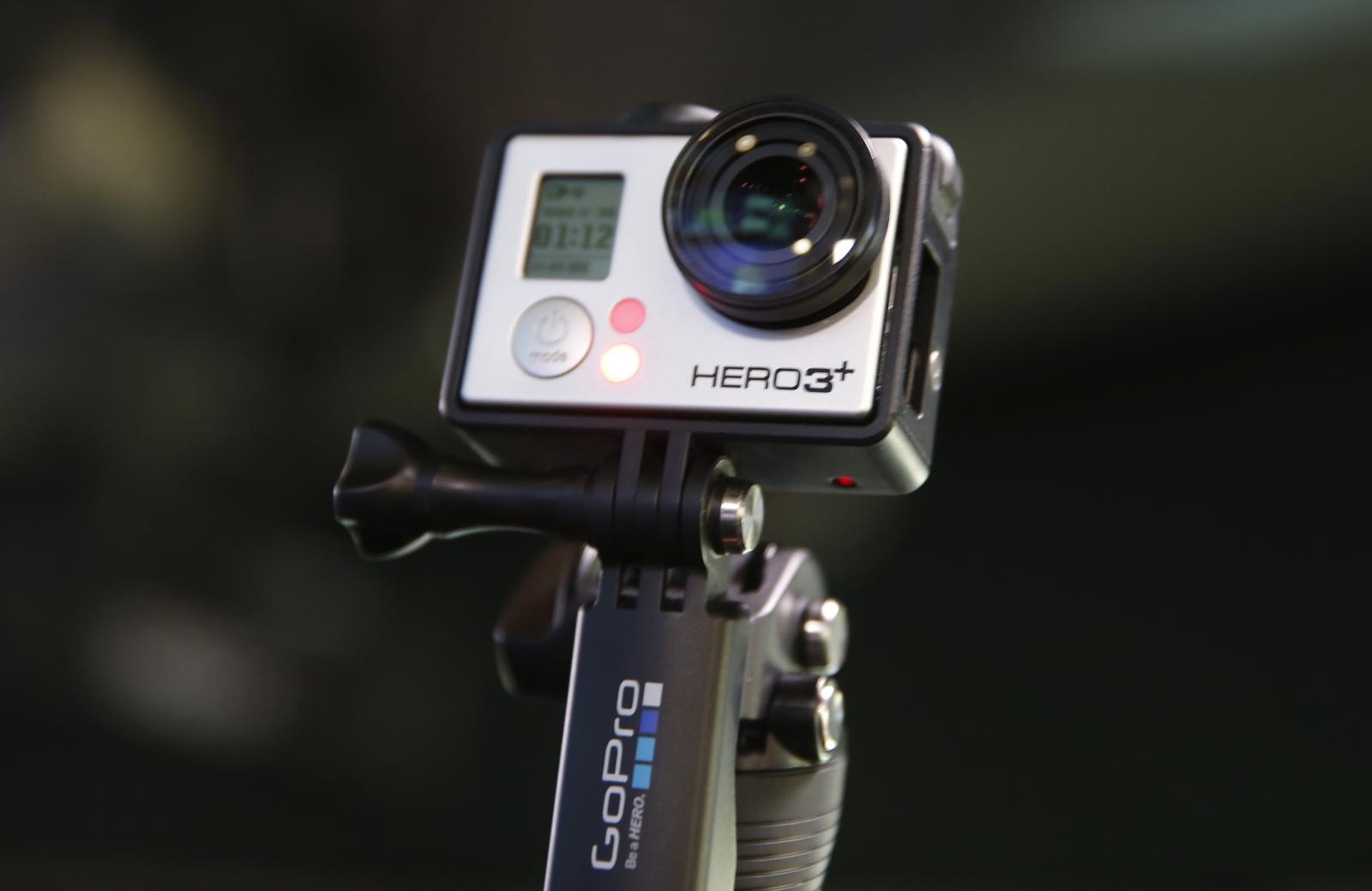 Go-Pro camera