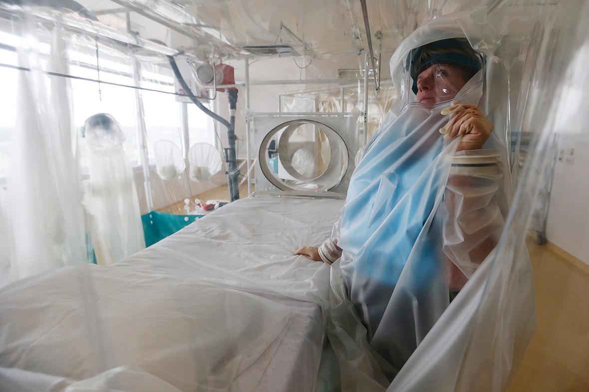 Ebola Londres