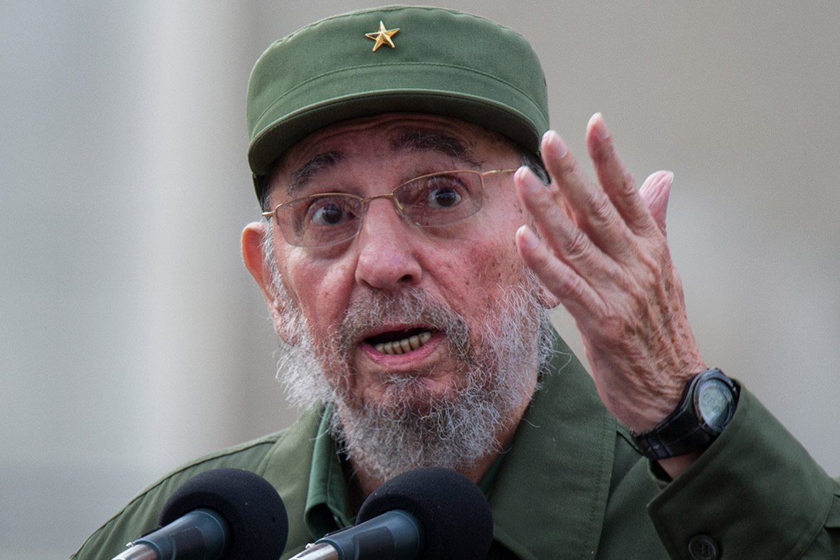 Fidel Castro's 88th Birthday: The Life and Career of the ...