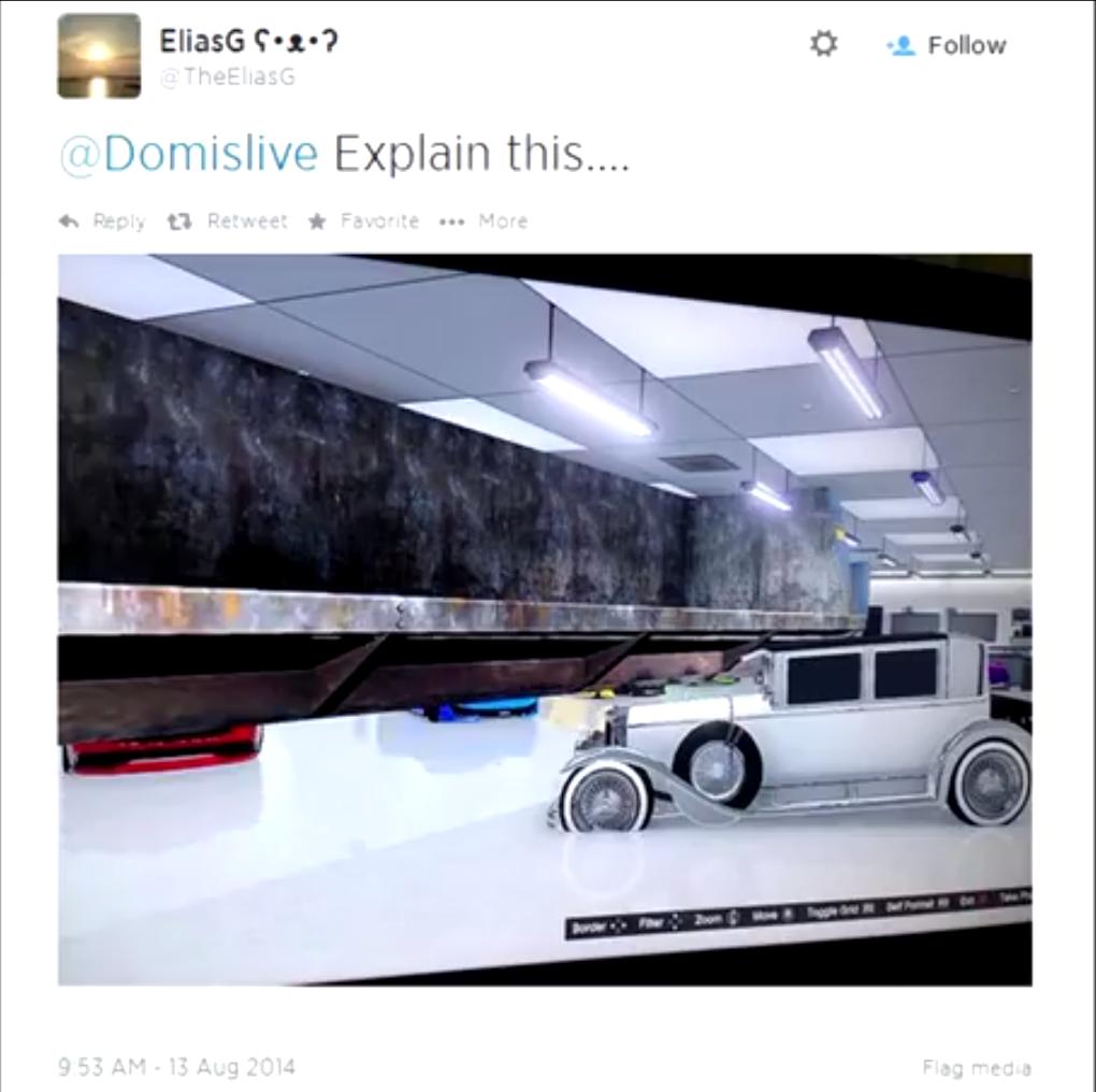 Gta 5 Garage: GTA 5 Online Mods: Rape And Trolling, Block Garages Explained