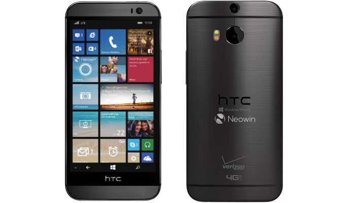 HTC One W8 Windows Phone Livestream
