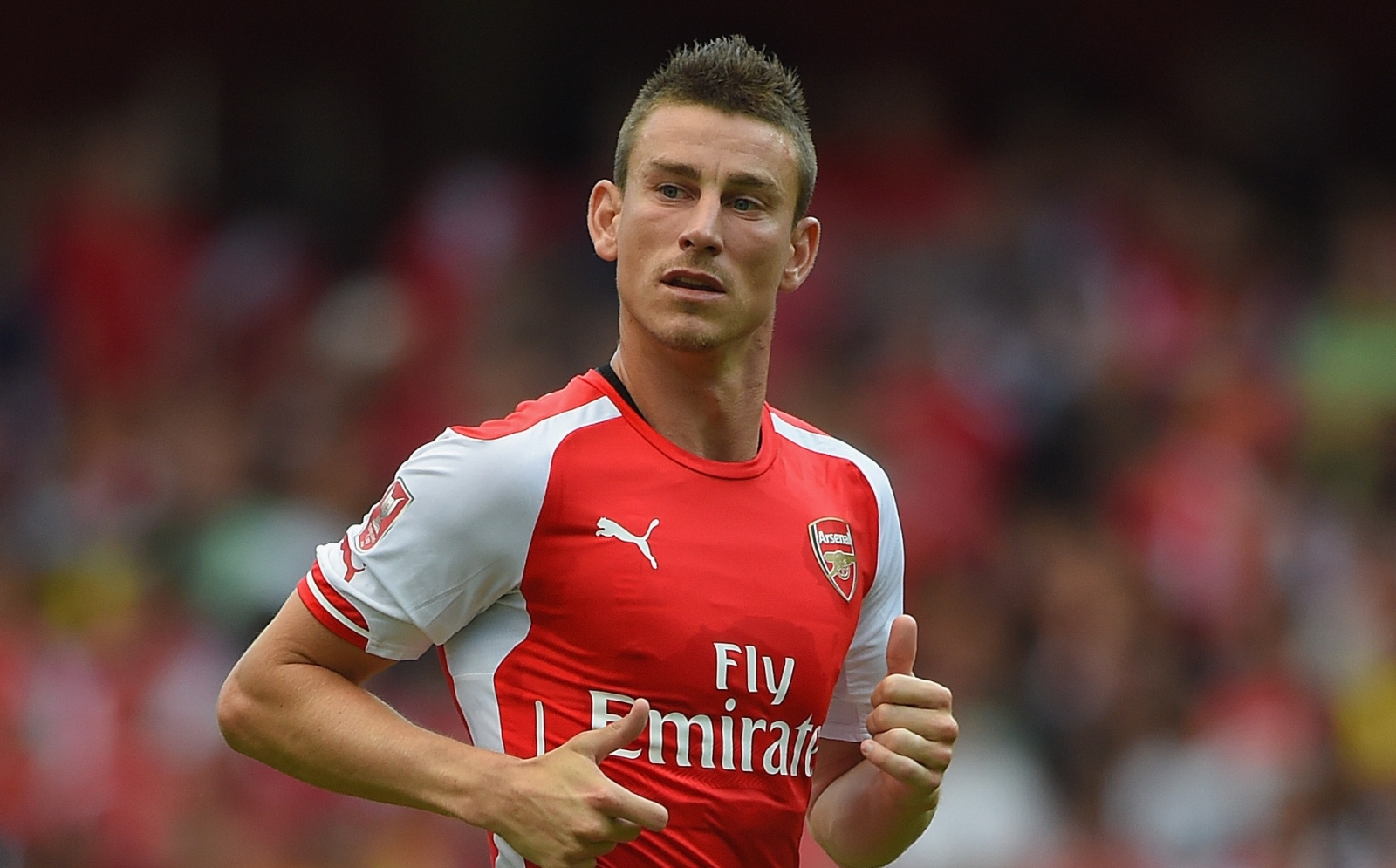 Laurent Koscielny injury blow confirmed after Arsenal draw with