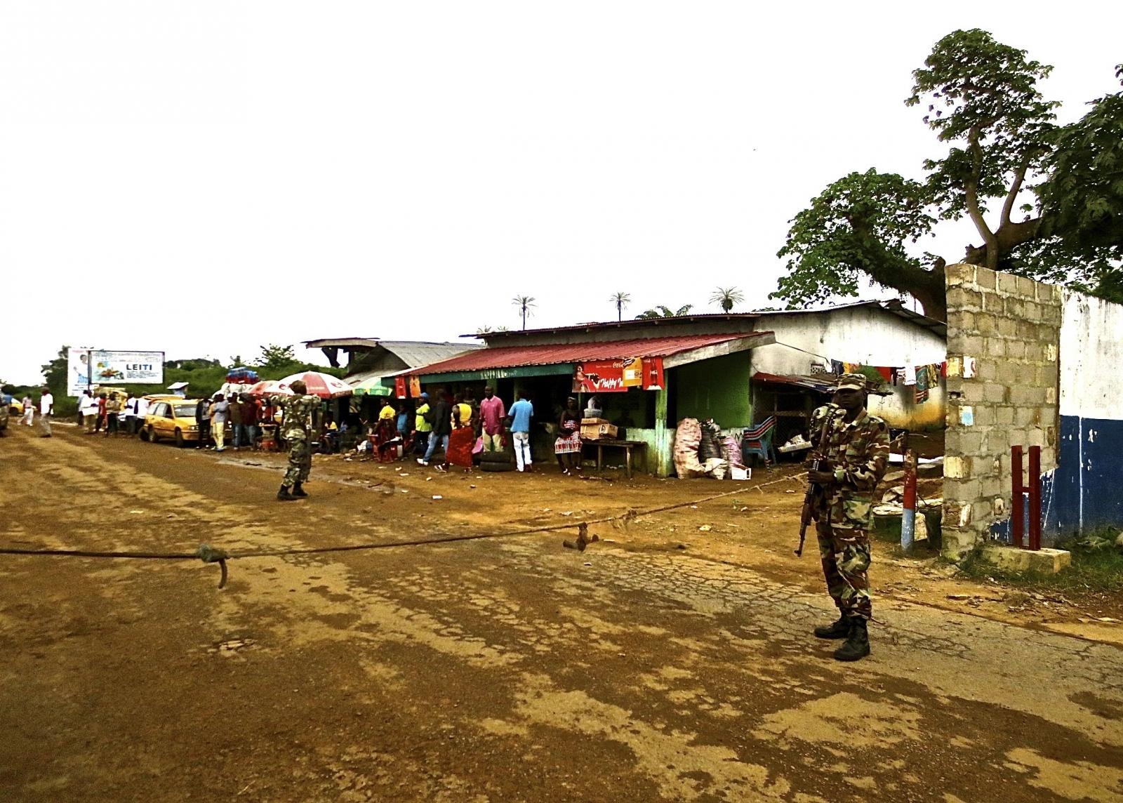 Ebola Liberia Virus