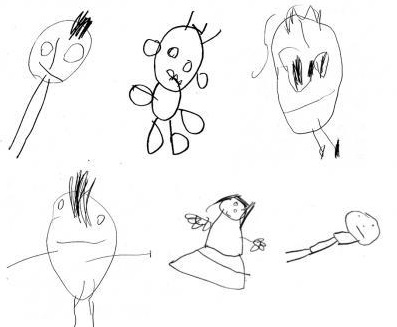 children's drawings