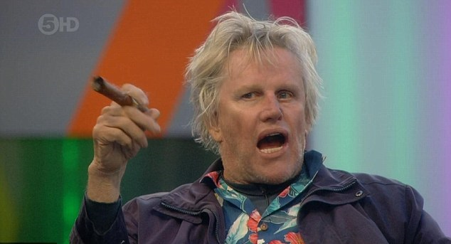 Celebrity big brother house contestants on american