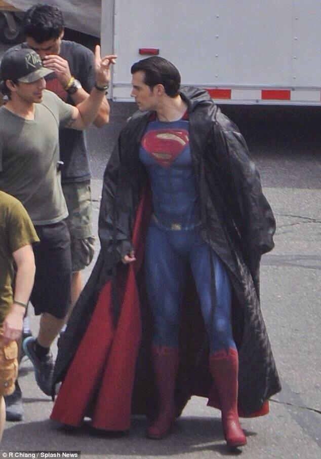 Batman v Superman: Dawn of Justice - reddit