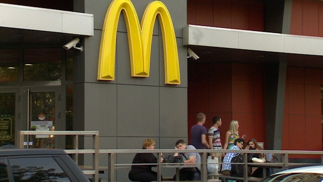 More Russian Inspections Announced for McDonalds