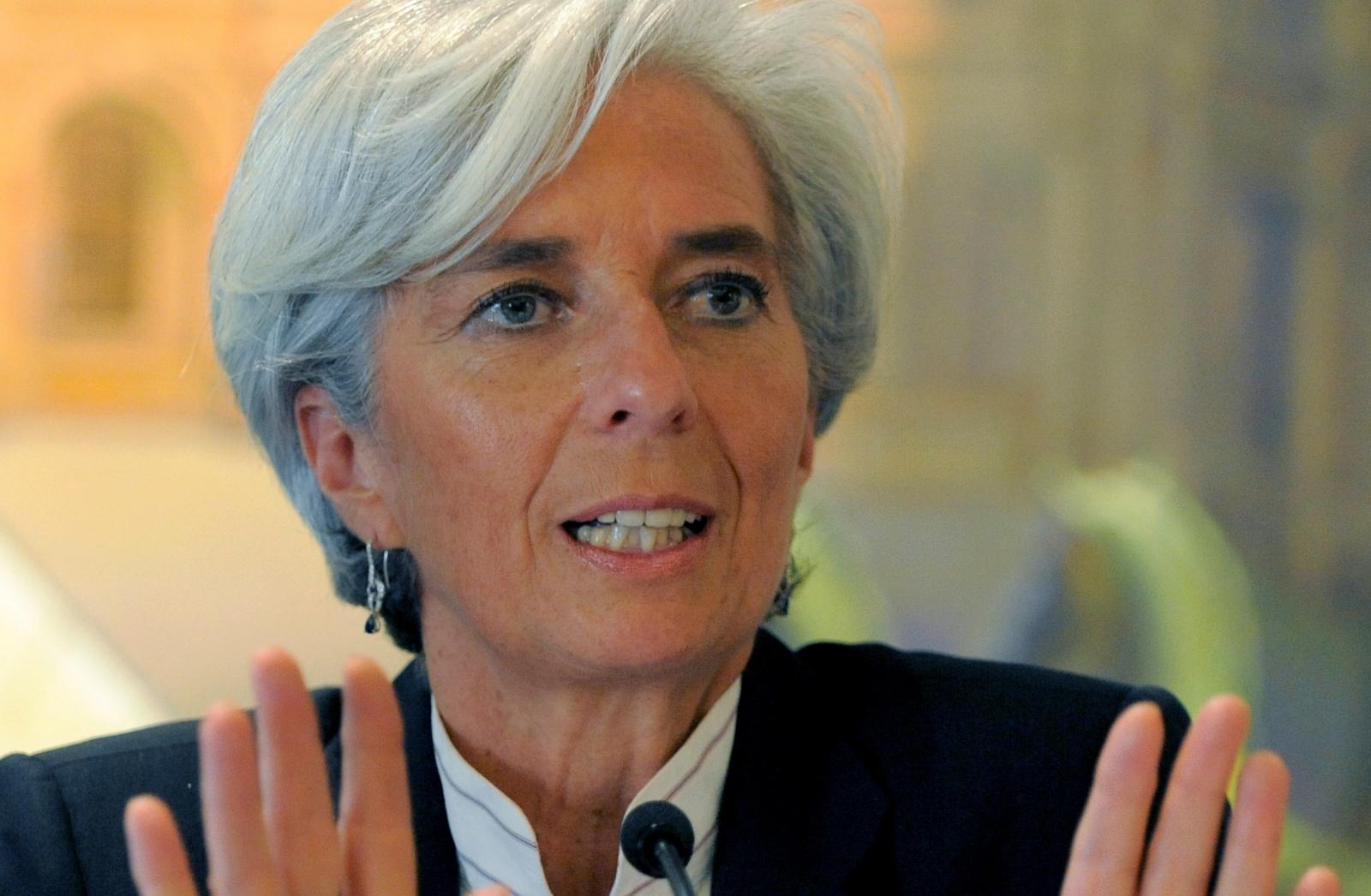 IMF Boss Christine Lagarde Charged Over Bernard Tapie Corruption Probe