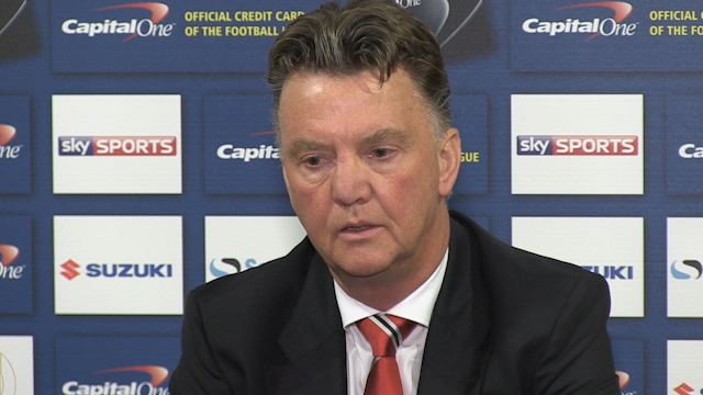 Van Gaal 'Not Shocked' by 4-0 Defeat to MK Dons