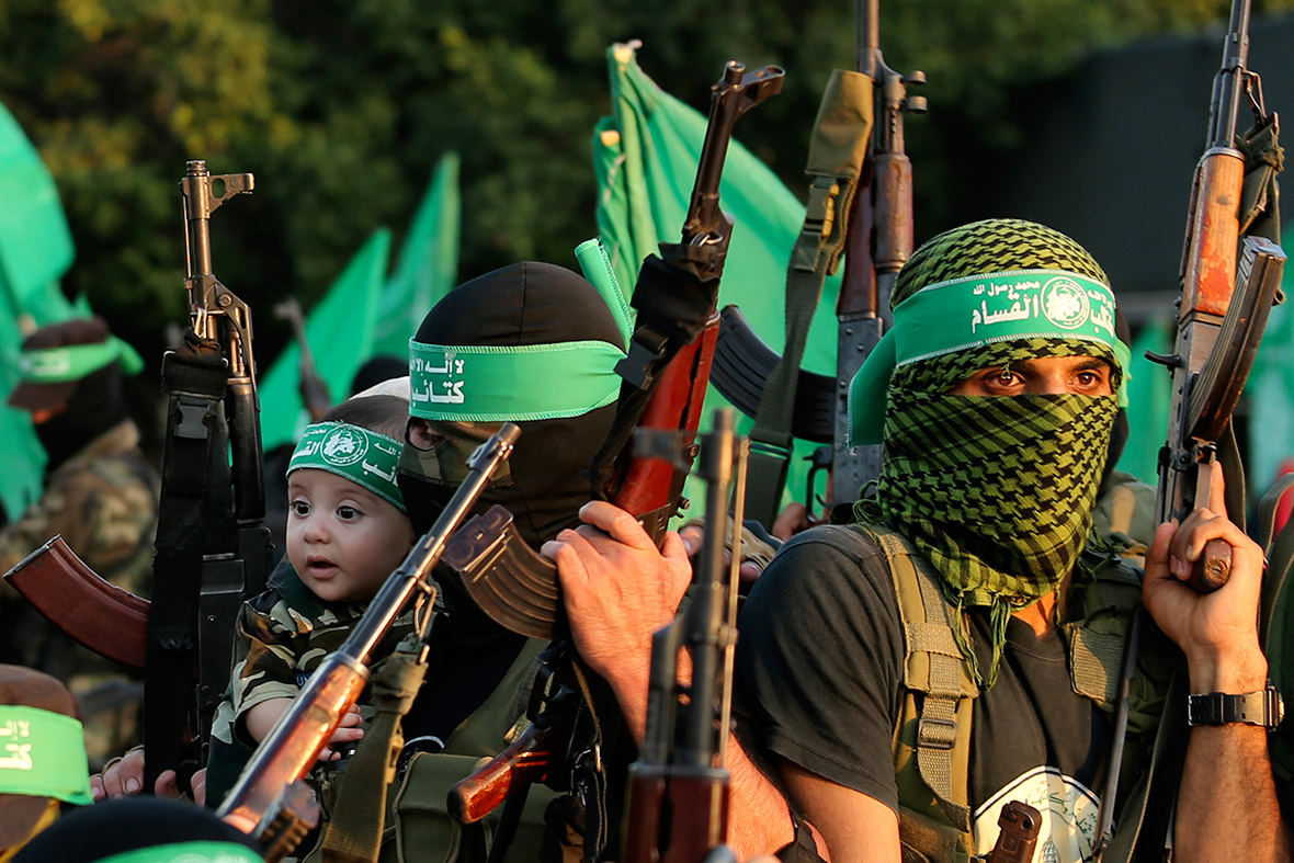 Image result for Hamas children