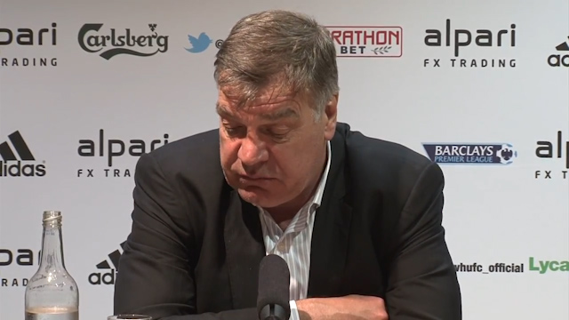 Allardyce: I Have Got too Many Players