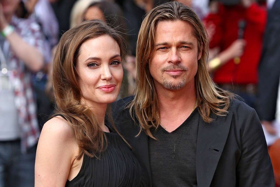 Hirsute you, sir... After Grindr and Tinder comes Bristlr ... Angelina Jolie Brad Pitt