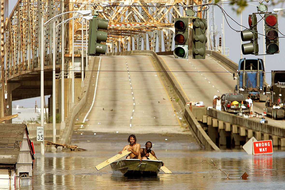 Hurricane katrina powerful photos of the storm that for What to do in new orleans louisiana