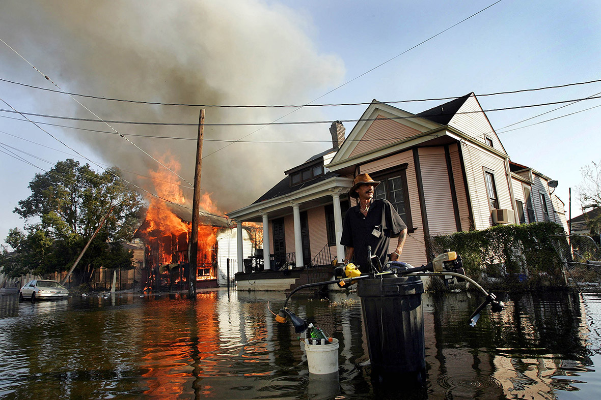 Hurricane Katrina: Powerful Photos of the Storm that ...