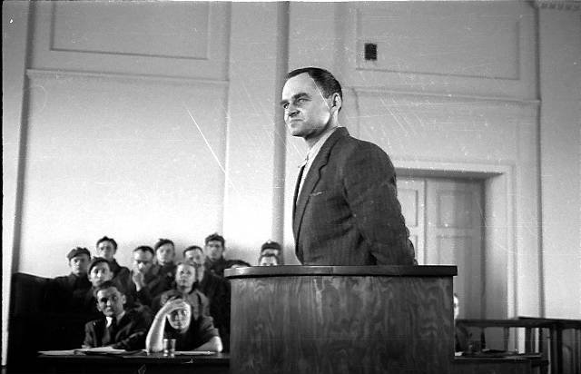 Witold Pilecki trial