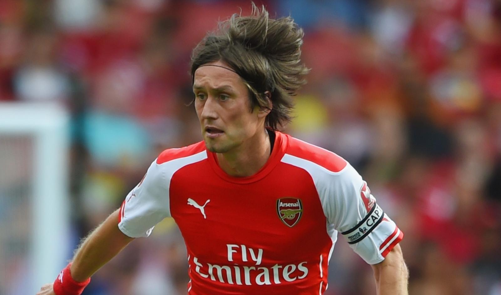 tomas rosicky Musim Depan, Arsenal Terancam Kehilangan 3 Pemain Ini