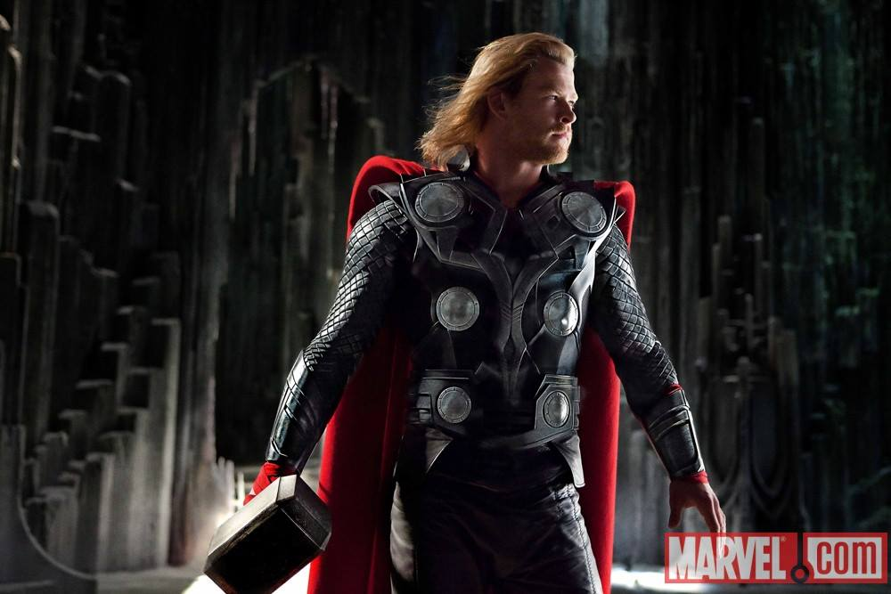 The Avengers Age of Ultron Thor Avengers Age of Ultron Will