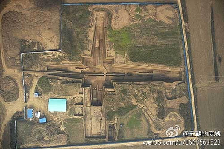 China: Ancient Tomb of...