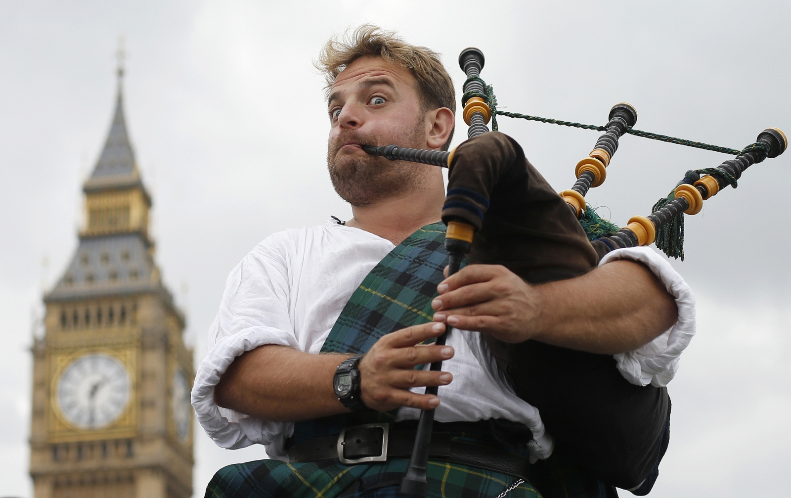 Scottish Independence Vote 08