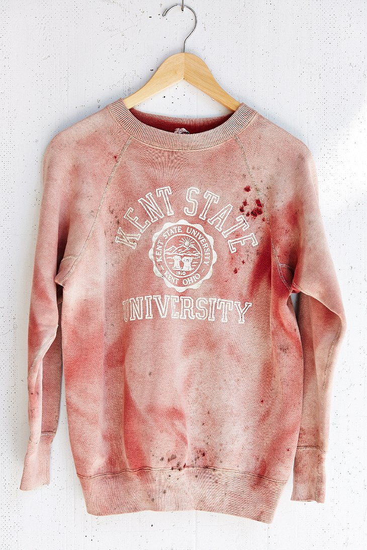 Kent state sweatshirt urban outfitters
