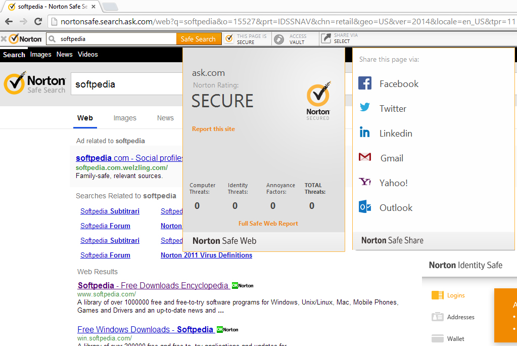 Symantec Removes Norton Safe Search Web Filter Blocks to Gay and ...
