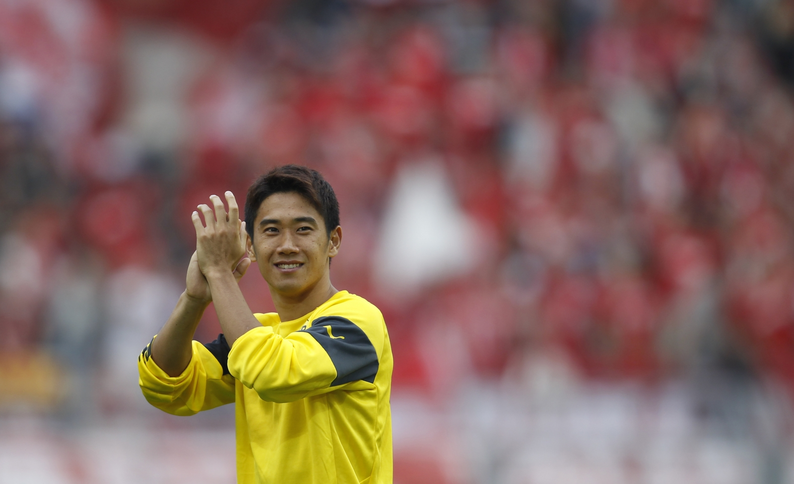 Shinji Kagawa My Heart Was Always in Dortmund Even During