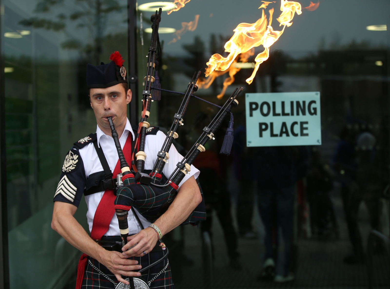 Scottish Independence Holyrood Report: A Tale of Two Realities