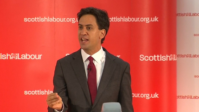 Ed Miliband: This Was a Vote for Change