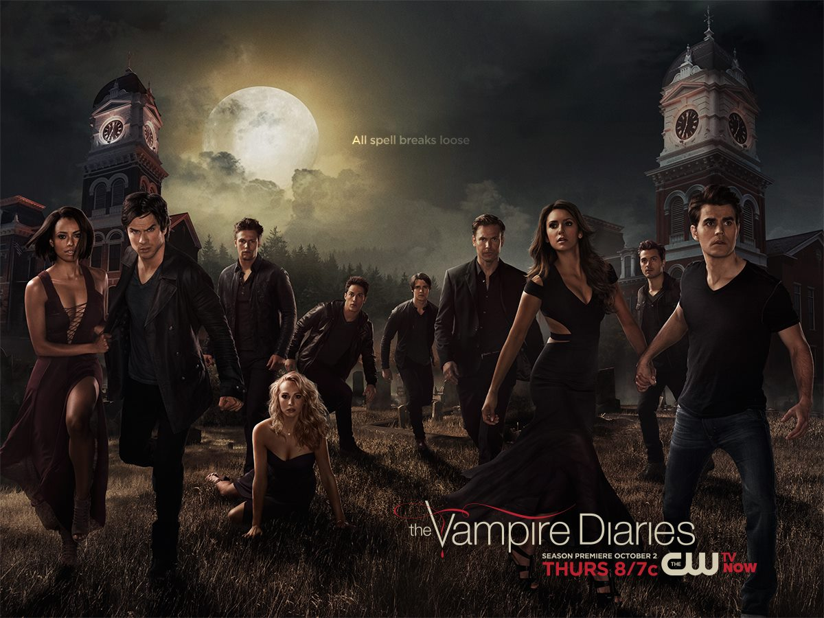Nonton The Vampire Diaries Season 6 (2014) Sub Indonesia ...