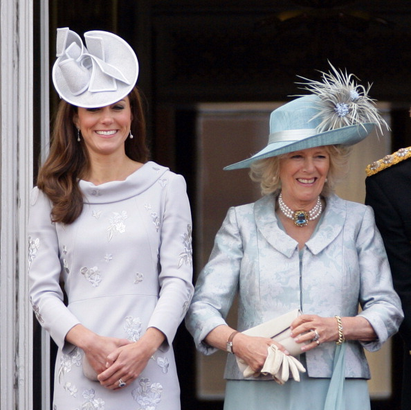 camilla and kate relationship