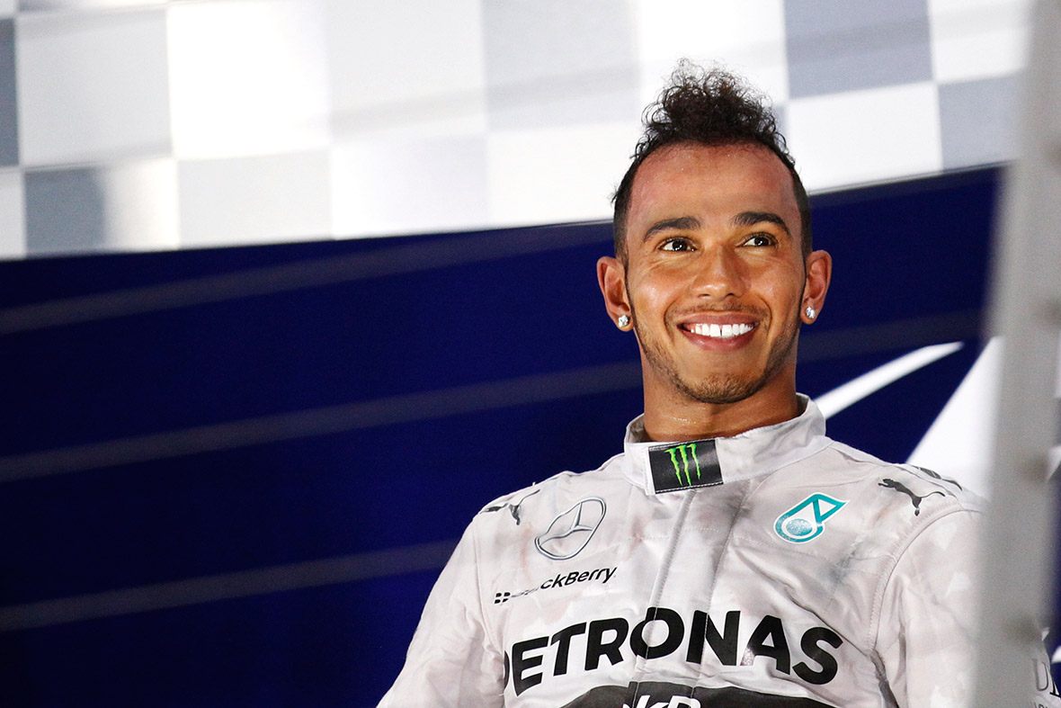 F1 Lewis Hamilton Commits Future To Mercedes Amid Mclaren