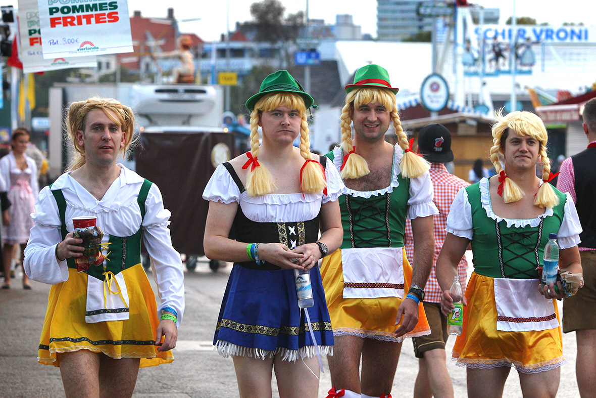 Munich Oktoberfest 201...