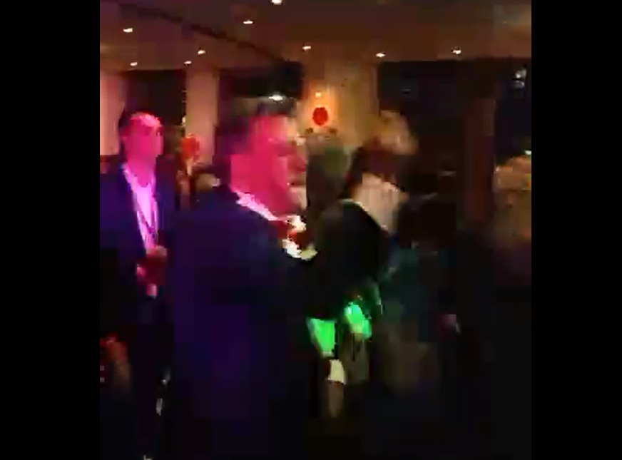 Ed Balls Dances 'Gangnam Style' at Labour Party Conference