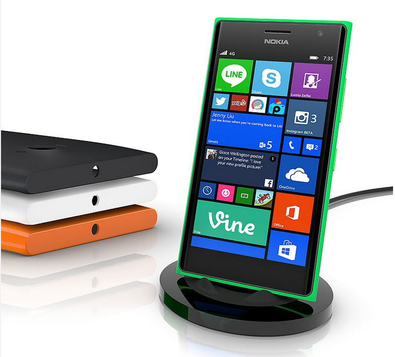 Lumia 735 incorporating windows phone 8 1 lumia denim and cortana