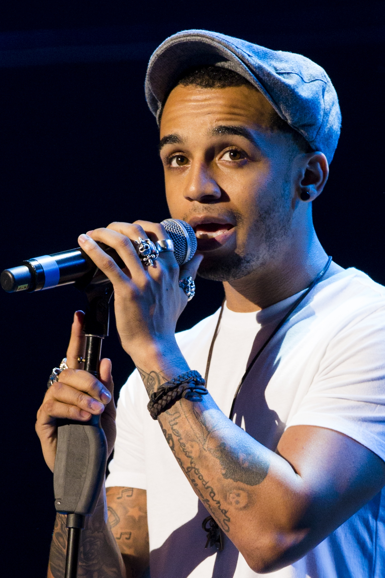 jls star aston merrygold gets second shot at singing