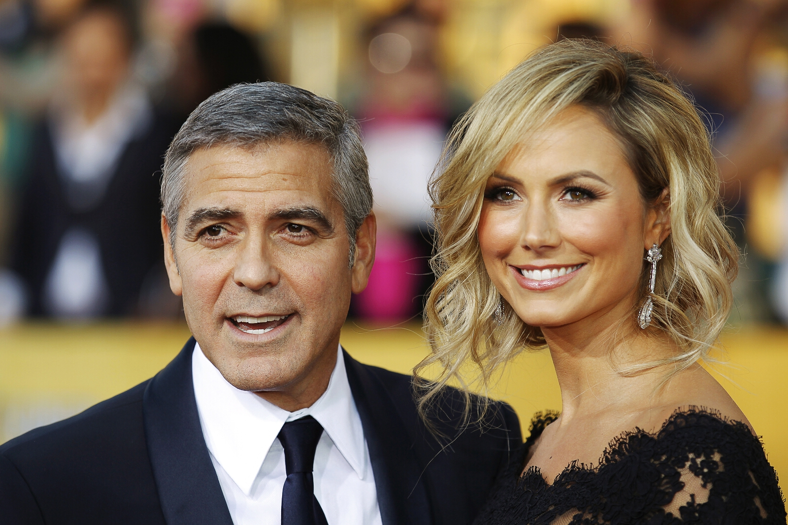 women george clooney has dated