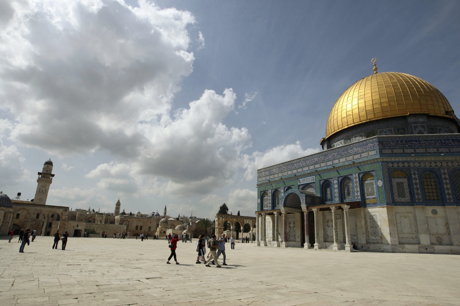 Inside Israel's Tourism Industry – Jerusalem